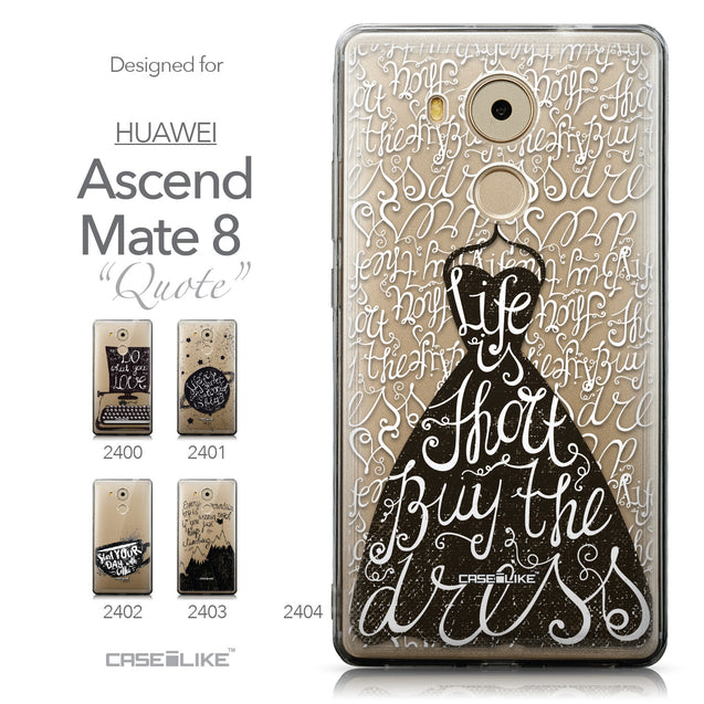 Collection - CASEiLIKE Huawei Mate 8 back cover Indian Tribal Theme Pattern 2053