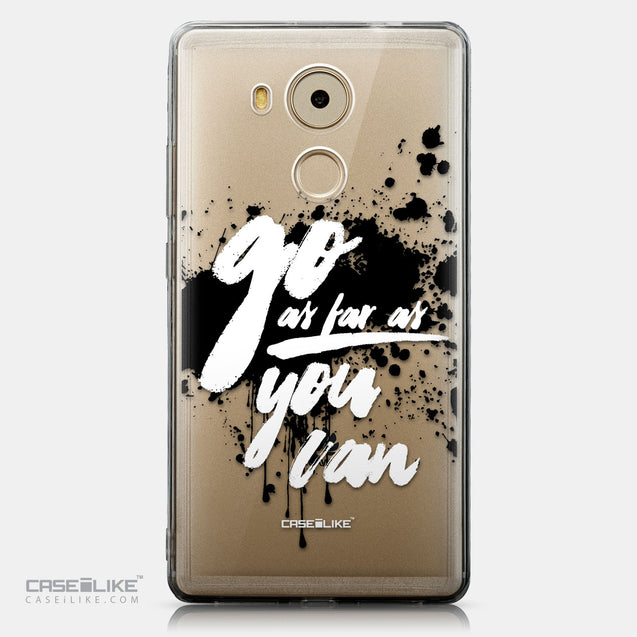 CASEiLIKE Huawei Mate 8 back cover Quote 2415