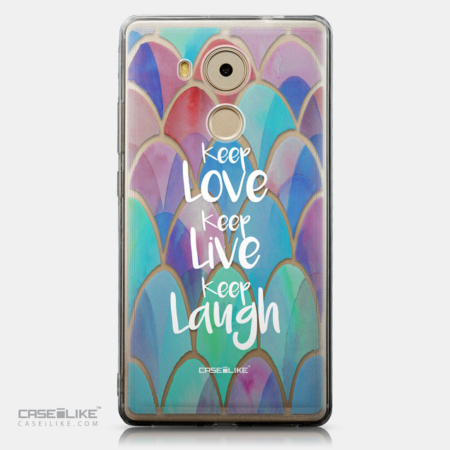 CASEiLIKE Huawei Mate 8 back cover Quote 2417
