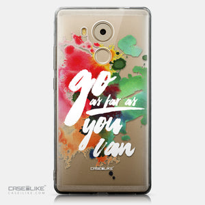 CASEiLIKE Huawei Mate 8 back cover Quote 2424