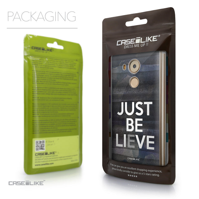 Packaging - CASEiLIKE Huawei Mate 8 back cover Quote 2430