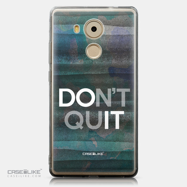 CASEiLIKE Huawei Mate 8 back cover Quote 2431
