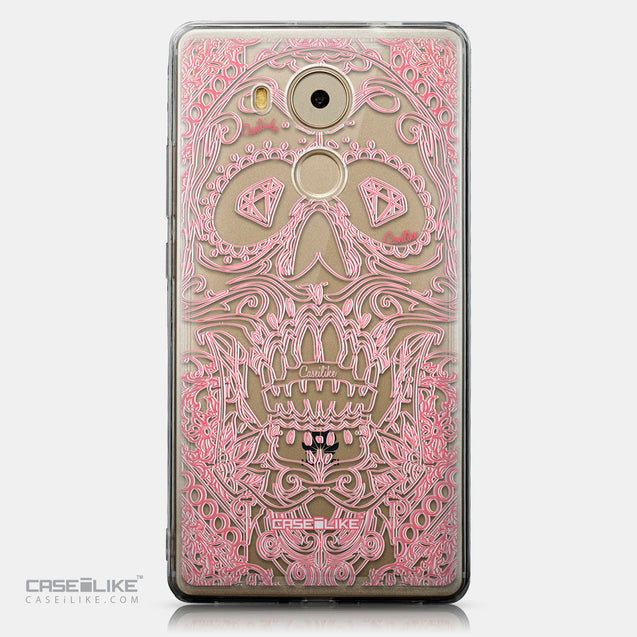 CASEiLIKE Huawei Mate 8 back cover Art of Skull 2525