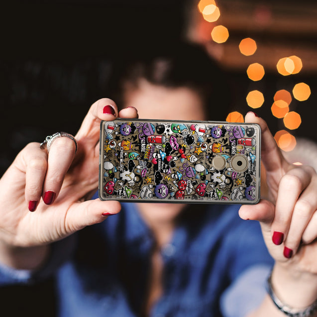 Share - CASEiLIKE Huawei Mate 8 back cover Graffiti 2703