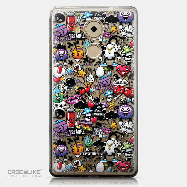 CASEiLIKE Huawei Mate 8 back cover Graffiti 2703