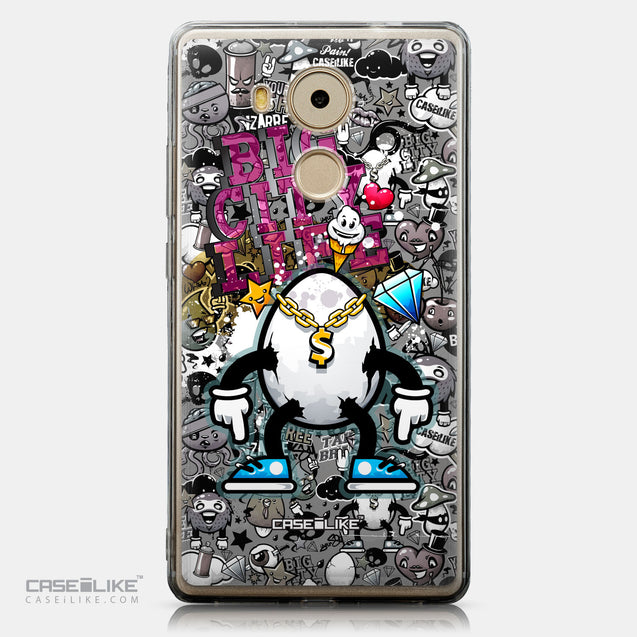 CASEiLIKE Huawei Mate 8 back cover Graffiti 2704