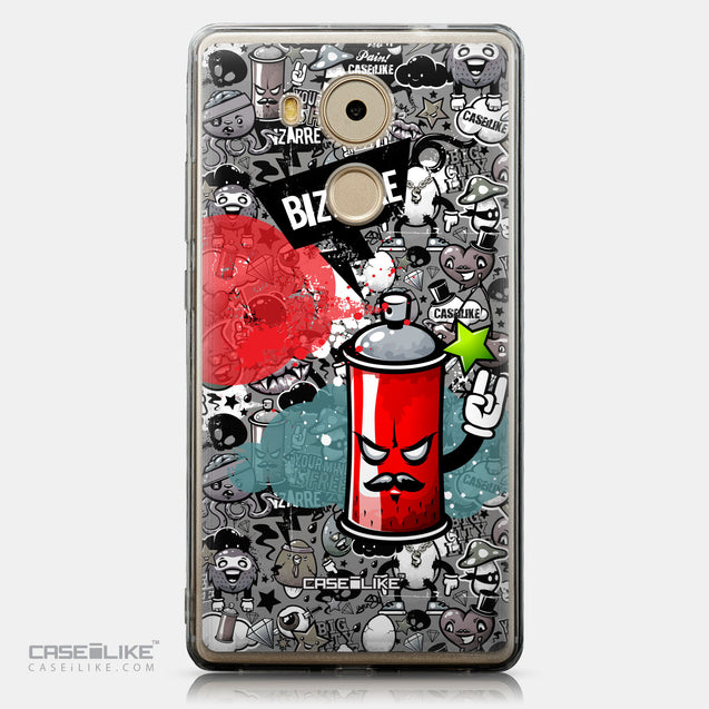 CASEiLIKE Huawei Mate 8 back cover Graffiti 2705