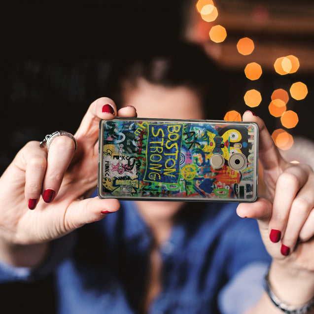 Share - CASEiLIKE Huawei Mate 8 back cover Graffiti 2723