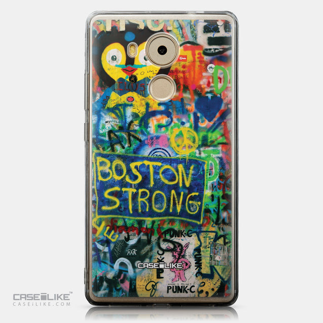 CASEiLIKE Huawei Mate 8 back cover Graffiti 2723