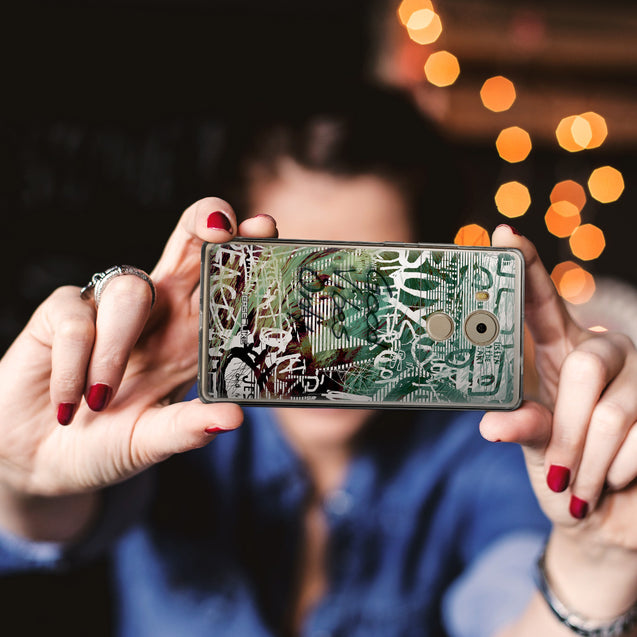Share - CASEiLIKE Huawei Mate 8 back cover Graffiti 2728