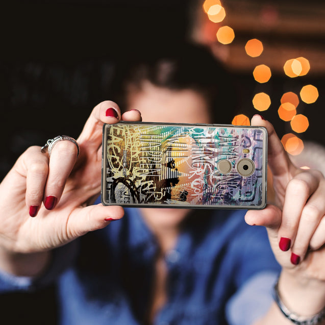 Share - CASEiLIKE Huawei Mate 8 back cover Graffiti 2729