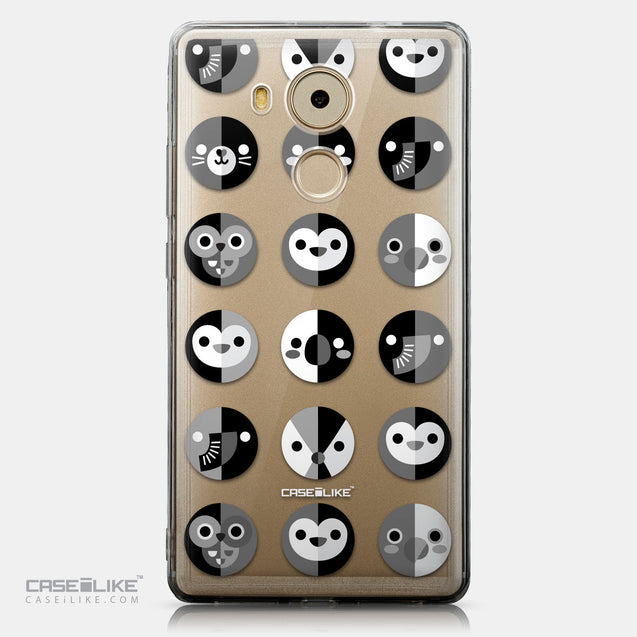 CASEiLIKE Huawei Mate 8 back cover Animal Cartoon 3639