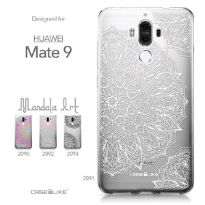 Huawei Mate 9 case Mandala Art 2091 Collection | CASEiLIKE.com