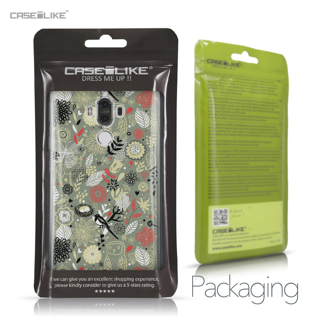 Huawei Mate 9 case Spring Forest Gray 2243 Retail Packaging | CASEiLIKE.com