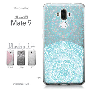 Huawei Mate 9 case Mandala Art 2306 Collection | CASEiLIKE.com
