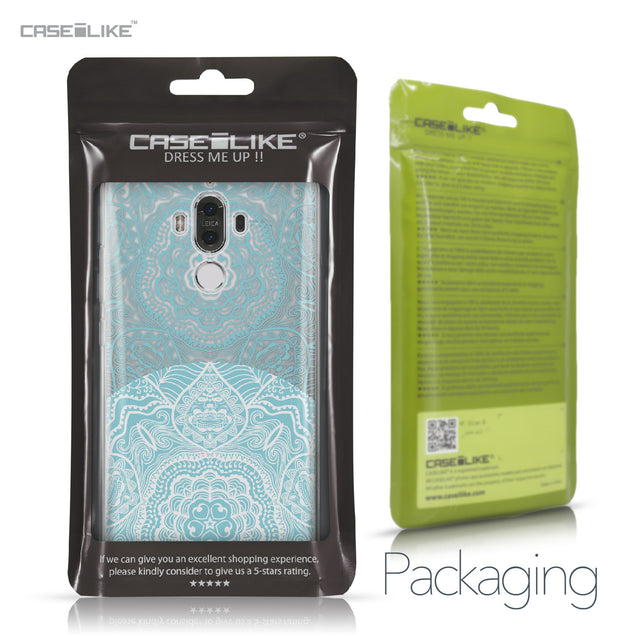 Huawei Mate 9 case Mandala Art 2306 Retail Packaging | CASEiLIKE.com