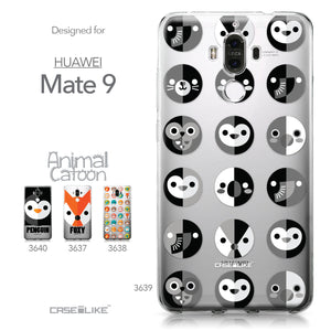 Huawei Mate 9 case Animal Cartoon 3639 Collection | CASEiLIKE.com