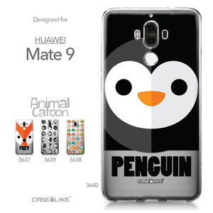 Huawei Mate 9 case Animal Cartoon 3640 Collection | CASEiLIKE.com