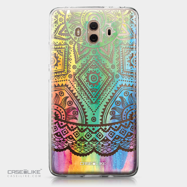 Huawei Mate 10 case Indian Line Art 2064 | CASEiLIKE.com