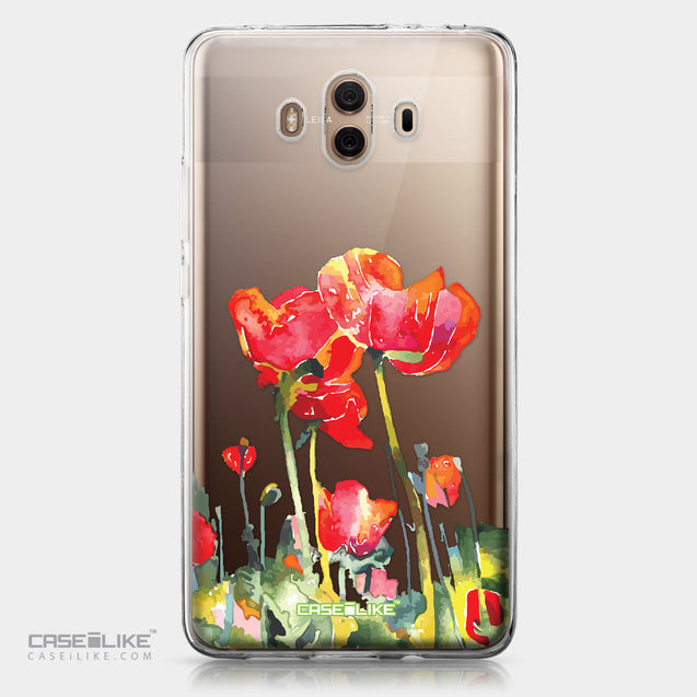 Huawei Mate 10 case Watercolor Floral 2230 | CASEiLIKE.com
