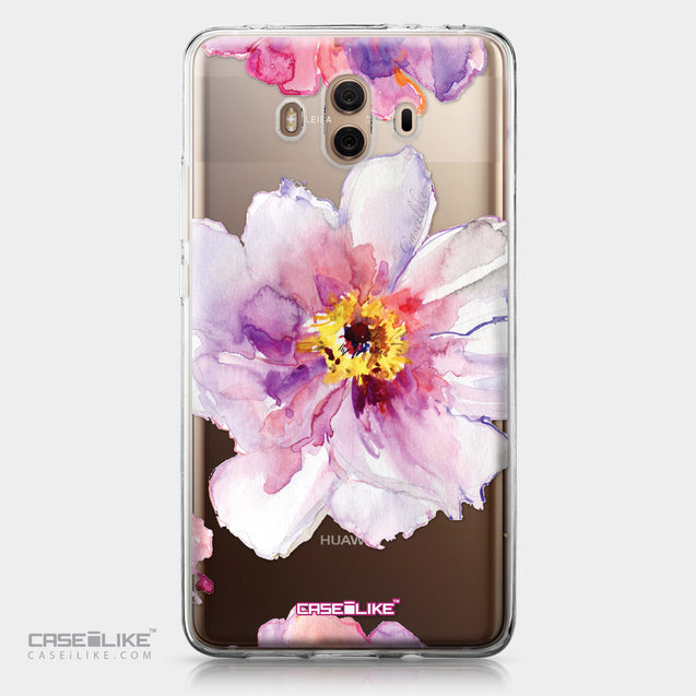 Huawei Mate 10 case Watercolor Floral 2231 | CASEiLIKE.com