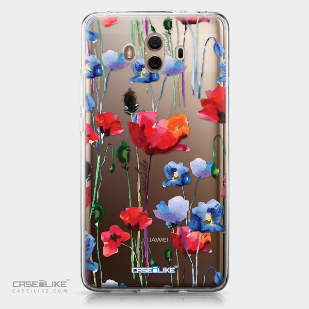 Huawei Mate 10 case Watercolor Floral 2234 | CASEiLIKE.com