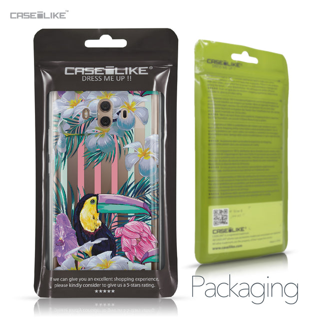 Huawei Mate 10 case Tropical Floral 2240 Retail Packaging | CASEiLIKE.com