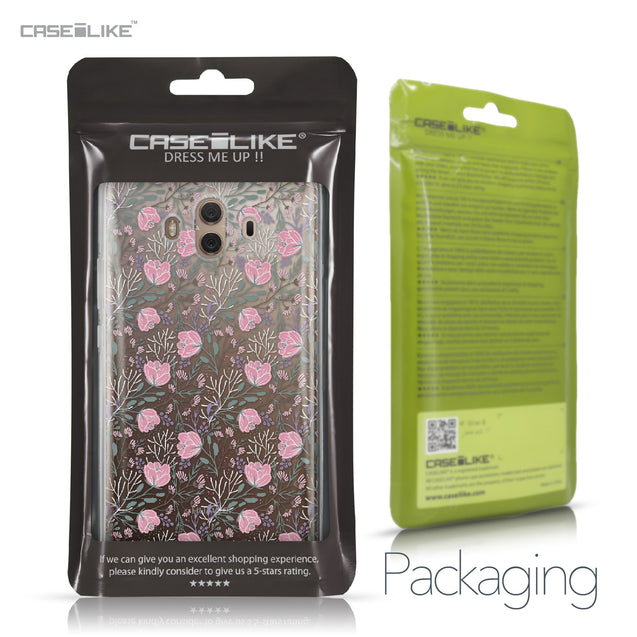 Huawei Mate 10 case Flowers Herbs 2246 Retail Packaging | CASEiLIKE.com