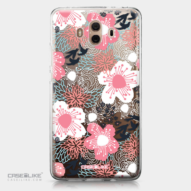 Huawei Mate 10 case Japanese Floral 2255 | CASEiLIKE.com