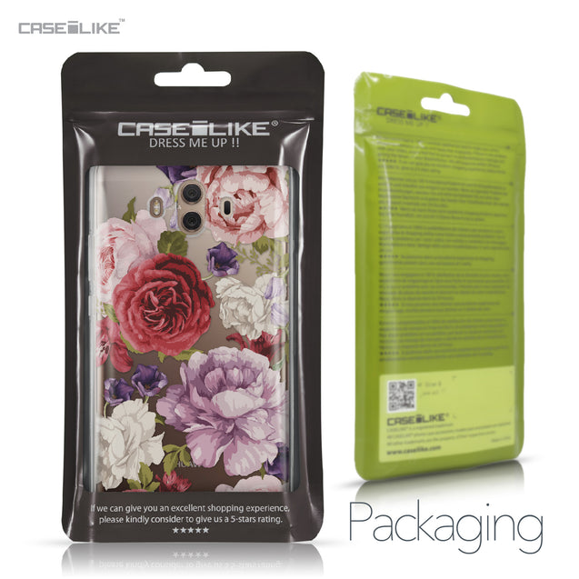Huawei Mate 10 case Mixed Roses 2259 Retail Packaging | CASEiLIKE.com