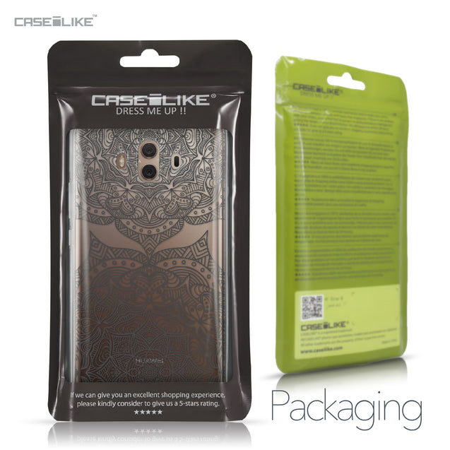 Huawei Mate 10 case Mandala Art 2304 Retail Packaging | CASEiLIKE.com