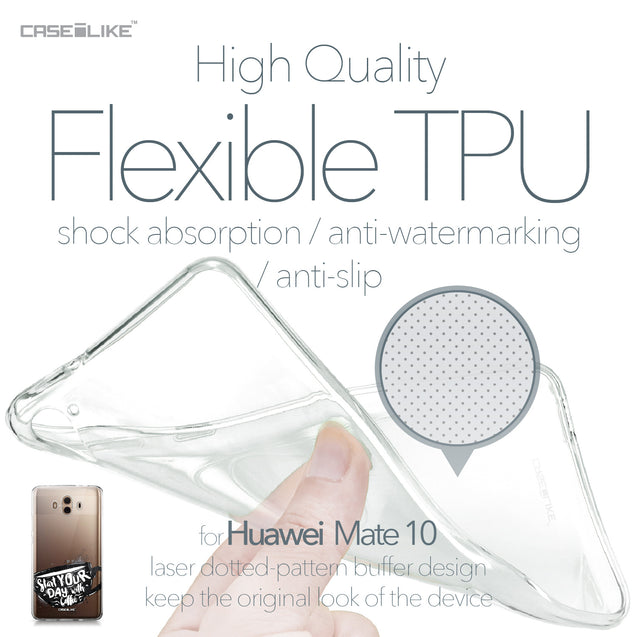 Huawei Mate 10 case Quote 2402 Soft Gel Silicone Case | CASEiLIKE.com