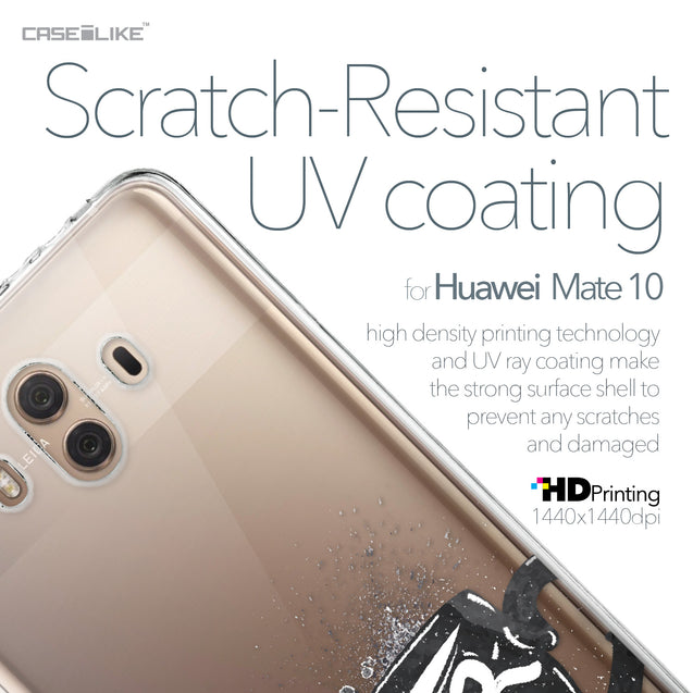 Huawei Mate 10 case Quote 2402 with UV-Coating Scratch-Resistant Case | CASEiLIKE.com