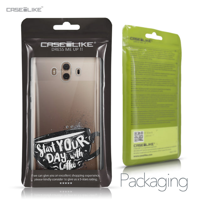 Huawei Mate 10 case Quote 2402 Retail Packaging | CASEiLIKE.com