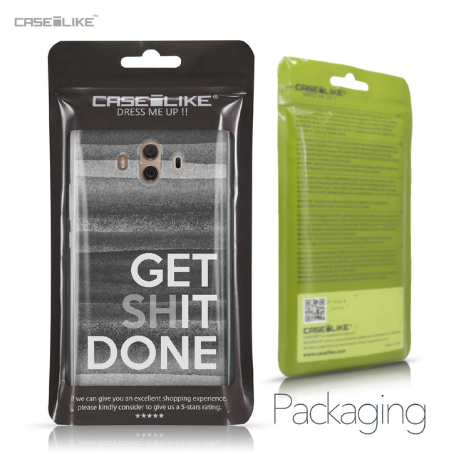 Huawei Mate 10 case Quote 2429 Retail Packaging | CASEiLIKE.com