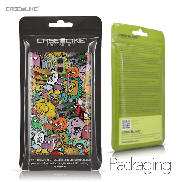Huawei Mate 10 case Graffiti 2731 Retail Packaging | CASEiLIKE.com