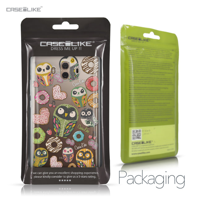 Huawei Mate 10 case Owl Graphic Design 3315 Retail Packaging | CASEiLIKE.com