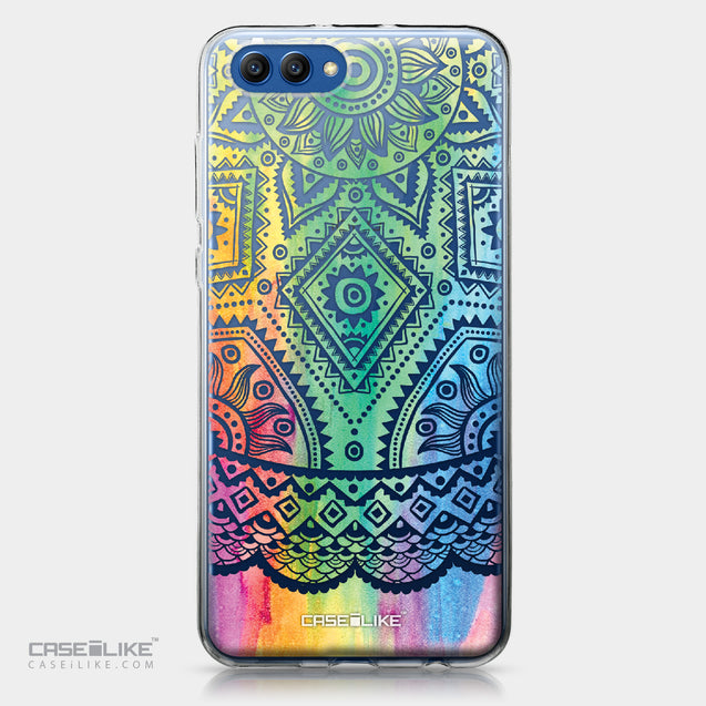 Huawei Honor View 10 case Indian Line Art 2064 | CASEiLIKE.com