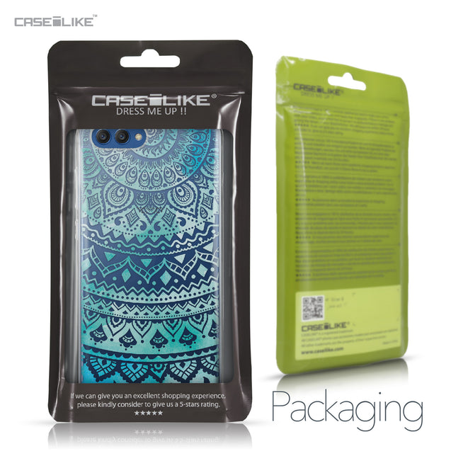 Huawei Honor View 10 case Indian Line Art 2066 Retail Packaging | CASEiLIKE.com