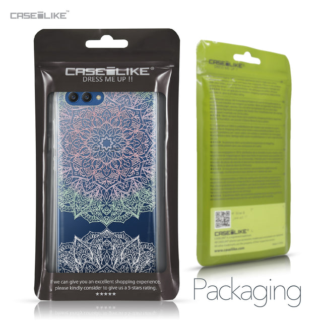 Huawei Honor View 10 case Mandala Art 2092 Retail Packaging | CASEiLIKE.com