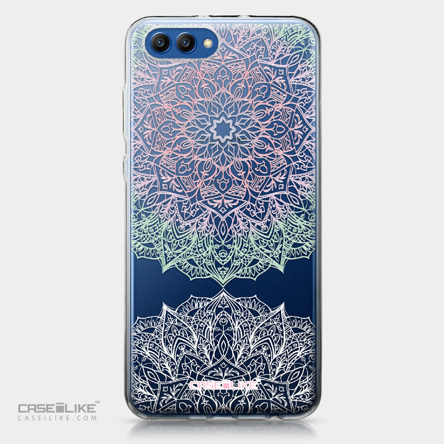 Huawei Honor View 10 case Mandala Art 2092 | CASEiLIKE.com