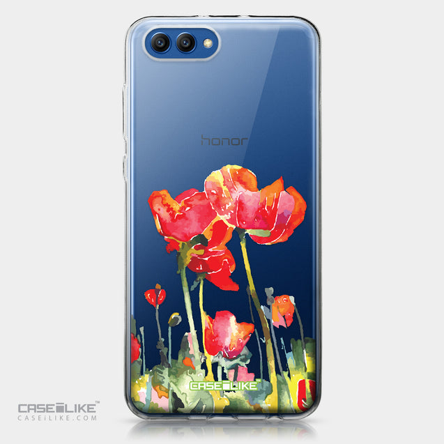 Huawei Honor View 10 case Watercolor Floral 2230 | CASEiLIKE.com