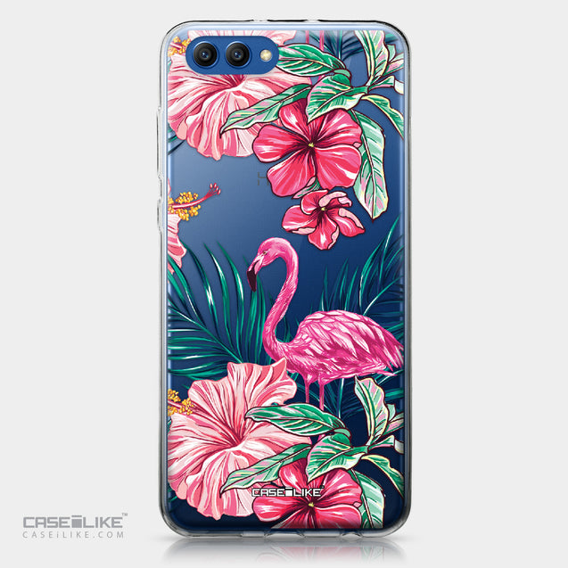 Huawei Honor View 10 case Tropical Flamingo 2239 | CASEiLIKE.com
