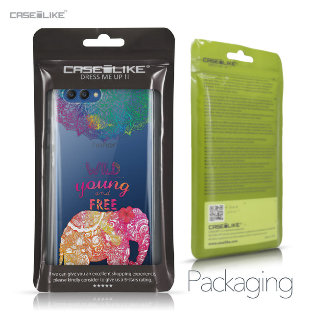 Huawei Honor View 10 case Mandala Art 2302 Retail Packaging | CASEiLIKE.com