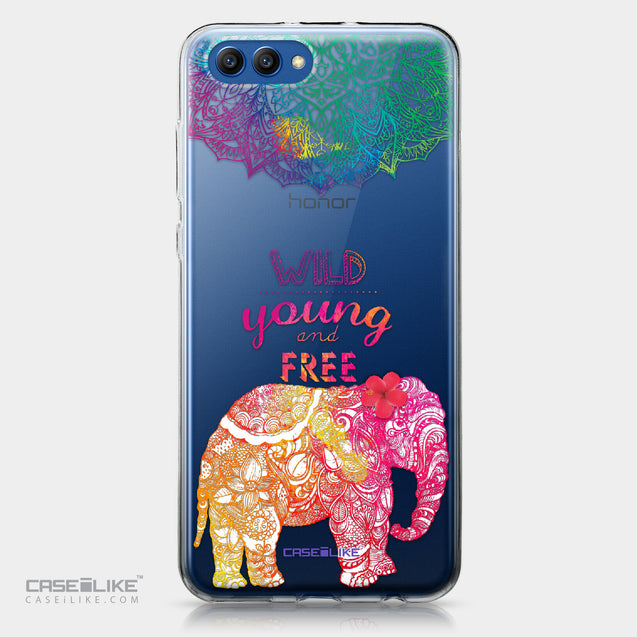Huawei Honor View 10 case Mandala Art 2302 | CASEiLIKE.com
