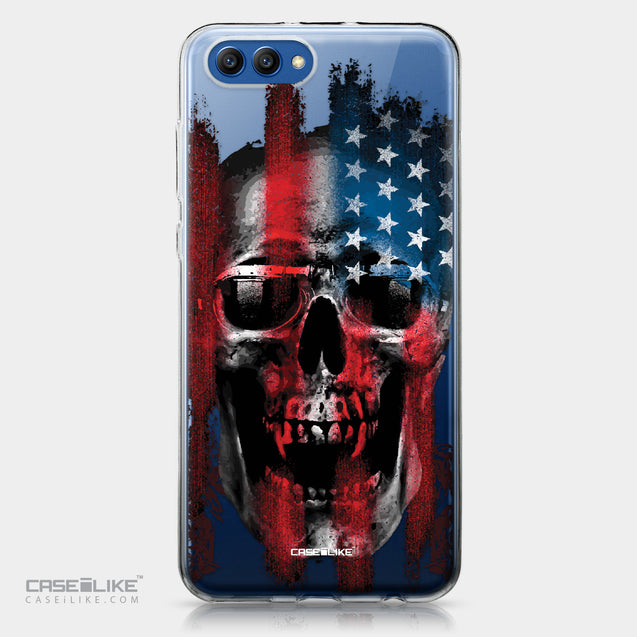 Huawei Honor View 10 case Art of Skull 2532 | CASEiLIKE.com