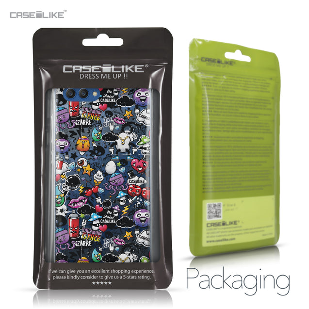Huawei Honor View 10 case Graffiti 2703 Retail Packaging | CASEiLIKE.com