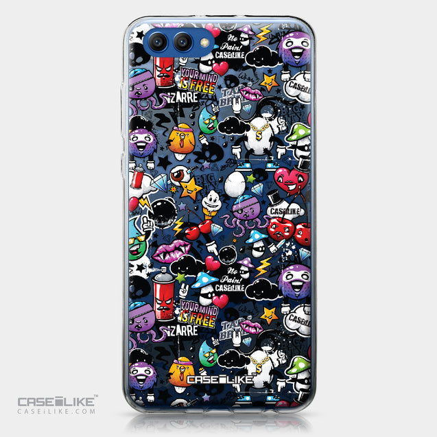 Huawei Honor View 10 case Graffiti 2703 | CASEiLIKE.com