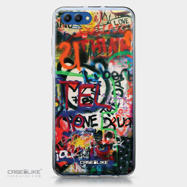 Huawei Honor View 10 case Graffiti 2721 | CASEiLIKE.com