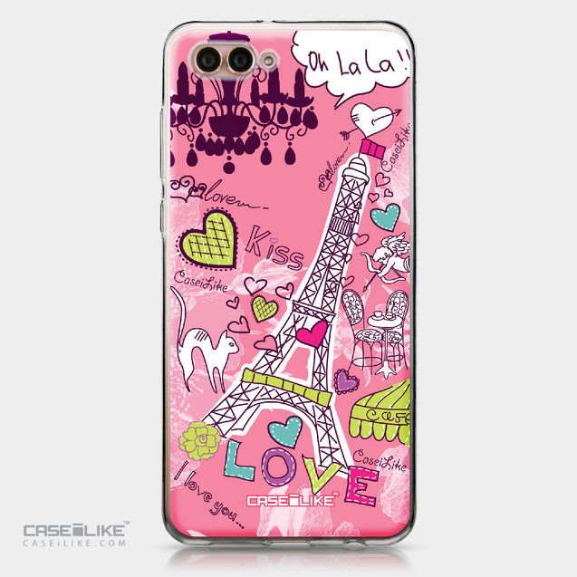 Huawei Nova 2S case Paris Holiday 3905 | CASEiLIKE.com